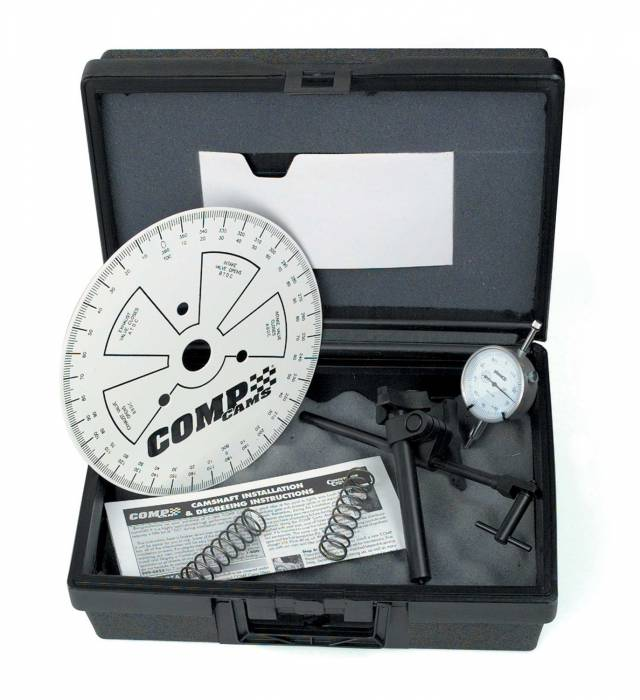 Competition Cams - Competition Cams Camshaft Degree Kit 4796