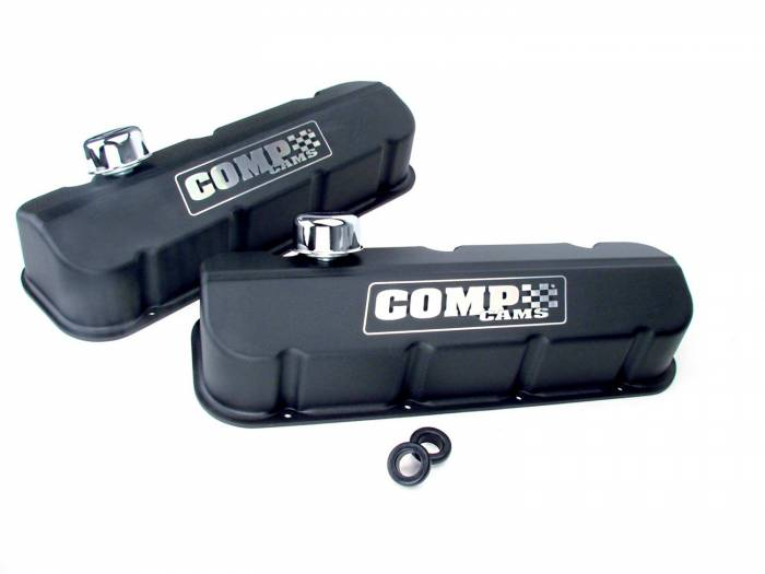 Competition Cams - Competition Cams Cast Aluminum Valve Cover 281