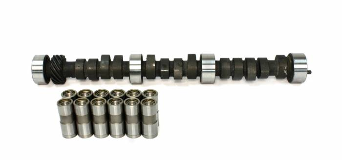 Competition Cams - Competition Cams High Energy Camshaft/Lifter Kit CL15-115-4