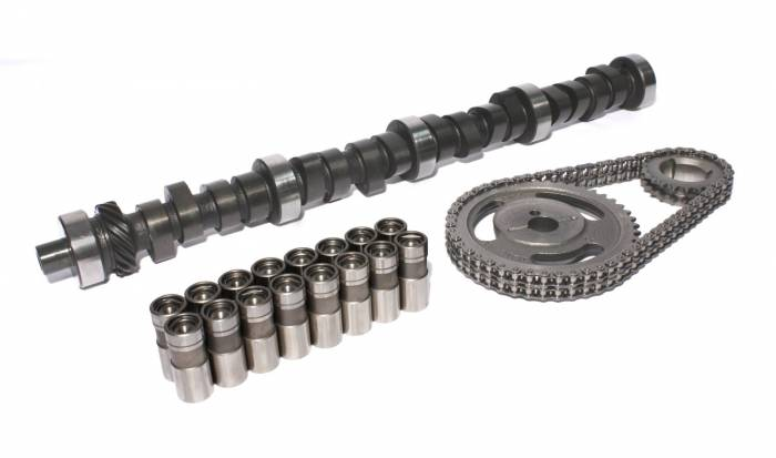 Competition Cams - Competition Cams Xtreme Marine Camshaft Small Kit SK34-254-5