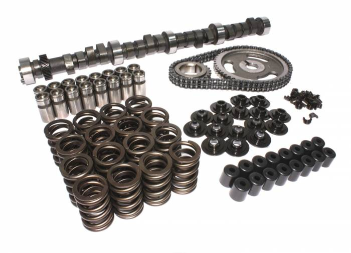Competition Cams - Competition Cams Nostalgia Plus Camshaft Kit K21-672-4