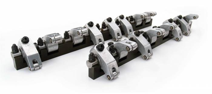 Competition Cams - Competition Cams Shaft Mount Aluminum Rocker Arm System 1501