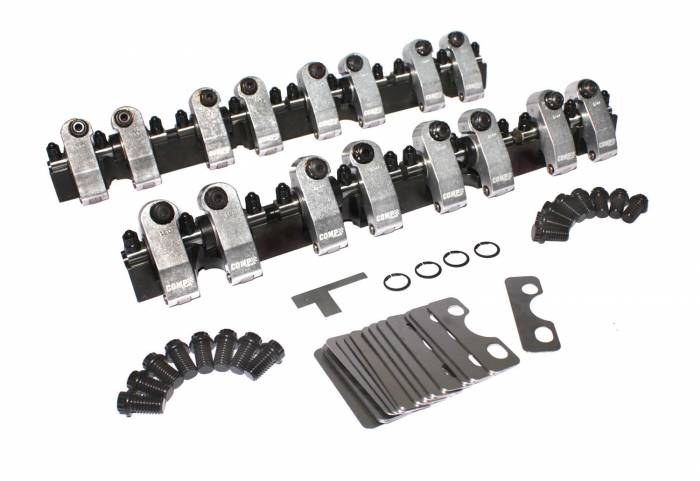 Competition Cams - Competition Cams Shaft Mount Aluminum Rocker Arm System 1506