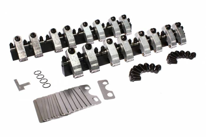 Competition Cams - Competition Cams Shaft Mount Aluminum Rocker Arm System 1514