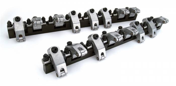 Competition Cams - Competition Cams Shaft Mount Aluminum Rocker Arm System 1518