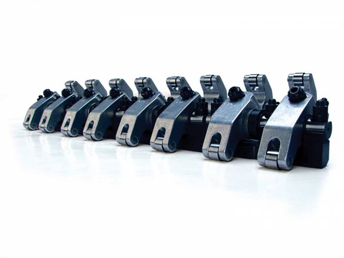 Competition Cams - Competition Cams Shaft Mount Aluminum Rocker Arm System 1521