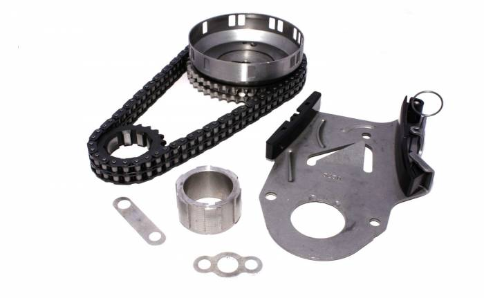 Competition Cams - Competition Cams Nine Key Way Billet Timing Set 7114