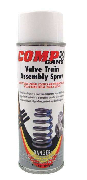 Competition Cams - Competition Cams Valve Train Assembly Spray 106