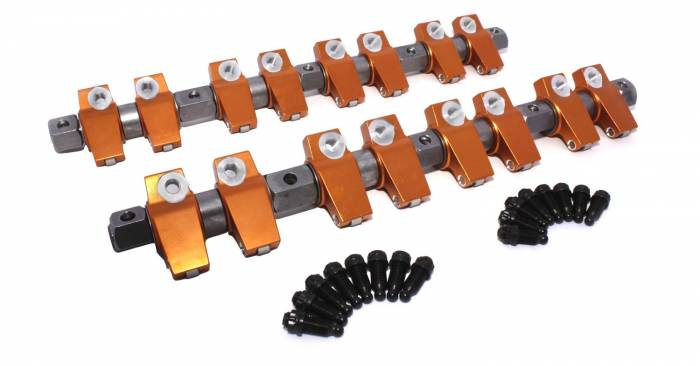 Competition Cams - Competition Cams Shaft Mount Aluminum Roller Rocker Arm Kit 1071-KIT