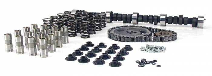Competition Cams - Competition Cams Xtreme Fuel Injection Camshaft Kit K12-366-4