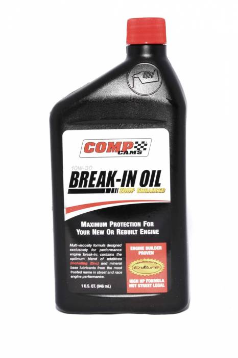 Competition Cams - Competition Cams Engine Break-In Oil 1591