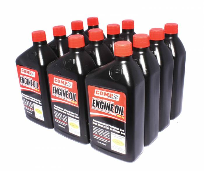 Competition Cams - Competition Cams Muscle Car And Street Rod Engine Oil 1595-12