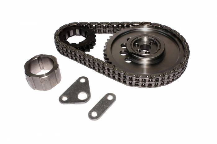 Competition Cams - Competition Cams Nine Key Way Double Roller Billet Timing Set 7102