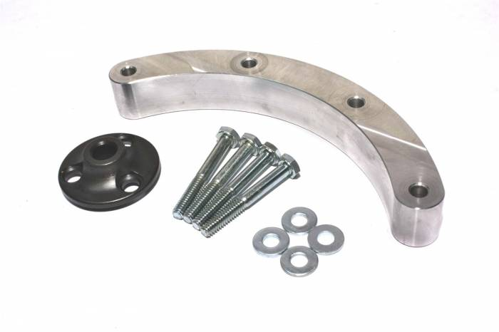 Competition Cams - Competition Cams Hi-Tech Belt Drive Distributor Bracket/Pulley Adapter Hub Kit 6200EDSK