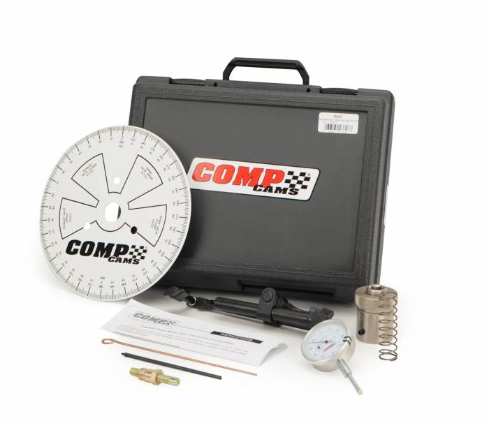 Competition Cams - Competition Cams Ford 5.0L 4V Coyote Camshaft Degree Kit 4943