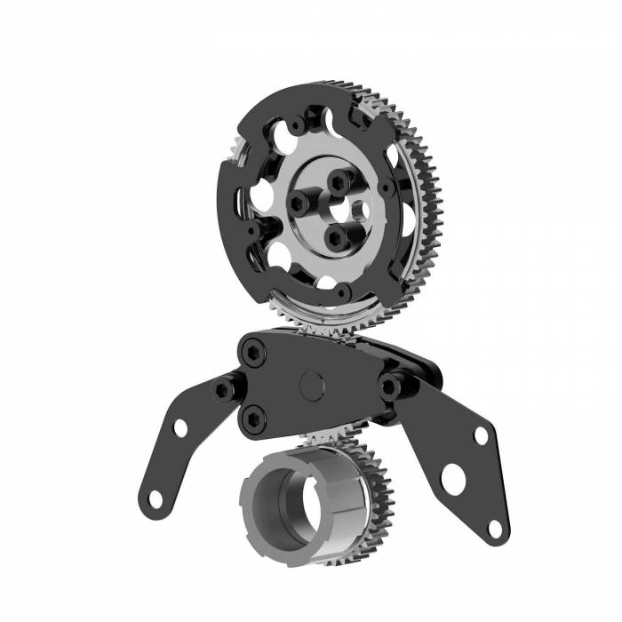 Competition Cams - Competition Cams GM LS Gear Drive Timing Set 5495