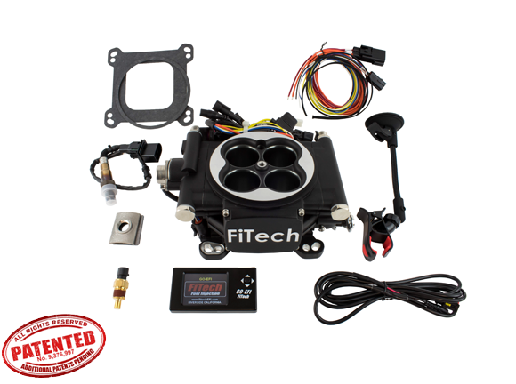 FTH-30002 - FiTech Fuel Injection 30002 Go EFI 4 600 HP ... on