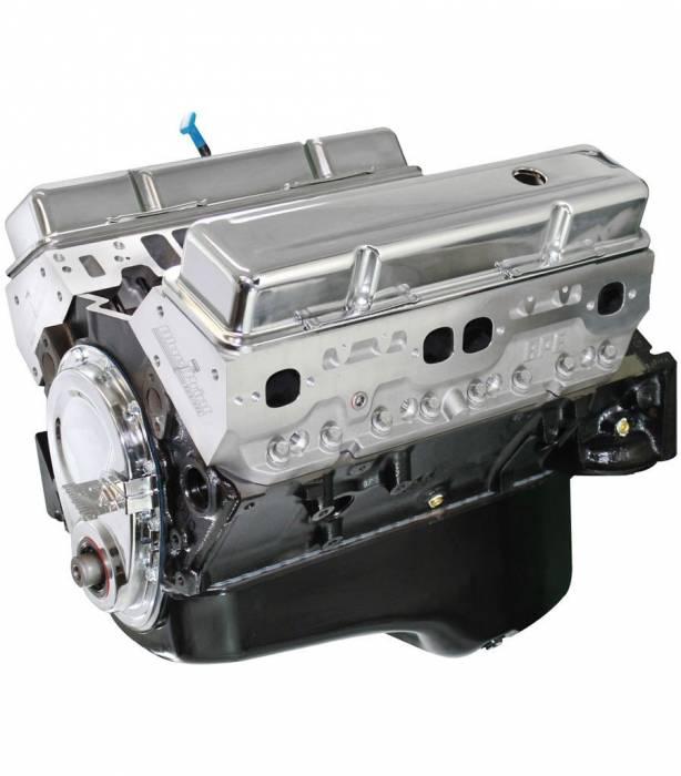 Blue Print - BP35513CT1 - BluePrint Engines 355CI Crate Engine, Small Block GM Style, Longblock, Aluminum Heads, Roller Cam