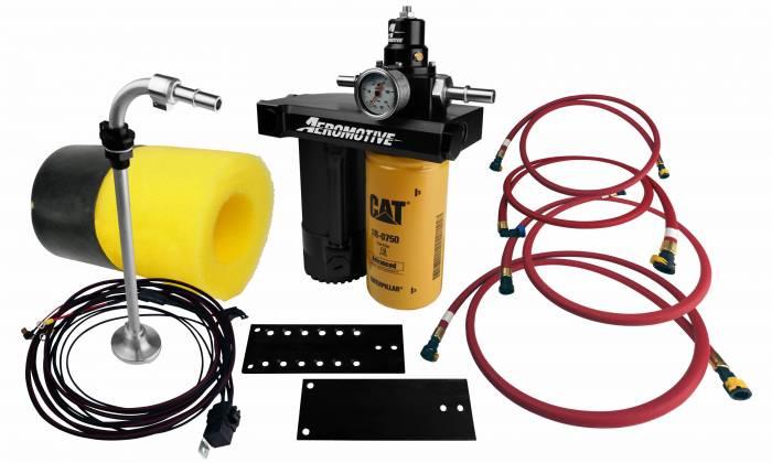 Aeromotive - AEI11808 -2003-2007 Powerstroke Diesel Kit