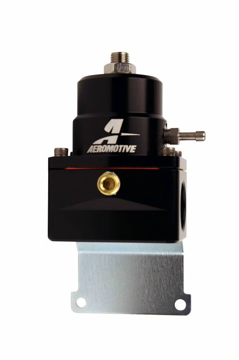 Aeromotive - AEI13128 - Black A1000 Efi Bypass Regulator