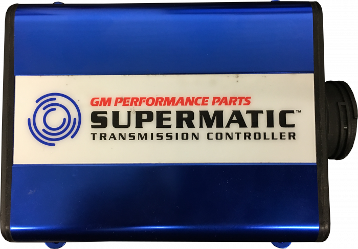 Chevrolet Performance Parts - 19213177 - Chevrolet Performance TCM box only (Blue)