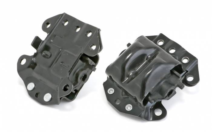 Trans-Dapt Performance Products - TD4602 - Replacement Motor Mount Pads Chevy LS 4.8L, 5.3L, 6.0L