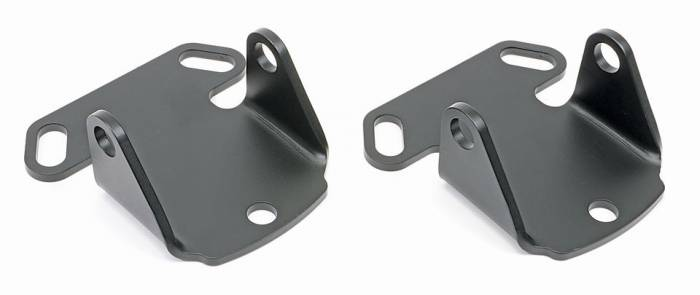 Trans-Dapt Performance Products - TD4229 - Trans Dapt Solid Steel Frame Brackets Chevy 2.8L