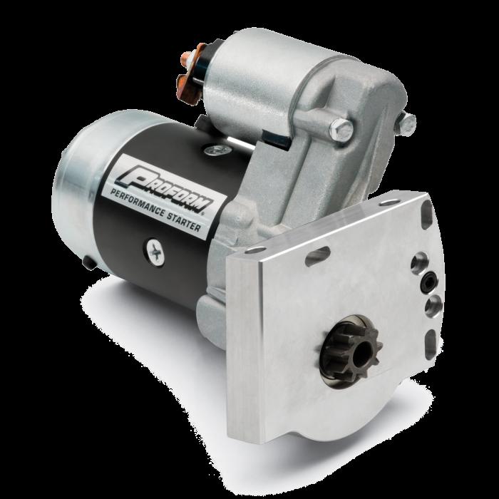 Proform - 66277 - High-Torque Starter; Gear Reduction Type; 12V, 2.2 KW, 15:1 Comp; Fits LS1, LS2, LS6, LS7 Engines