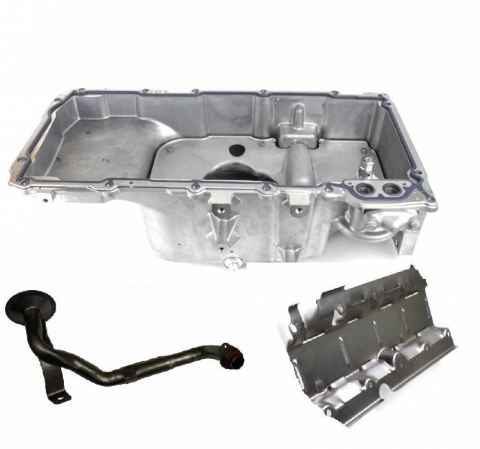 PACE Performance - GMP-12640748-K - Pace Camaro/G8/SS LS3 Oil Pan Kit