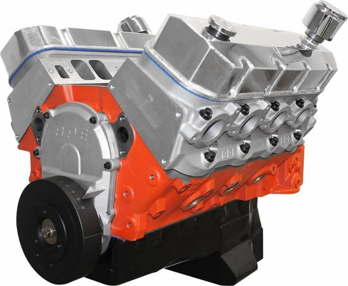 Blue Print - BluePrint Engines 540CI 600HP ProSeries Stroker Crate Engine Big Block GM Style Longblock Aluminum Heads Roller Cam Power Adder Ready PS5403CT1