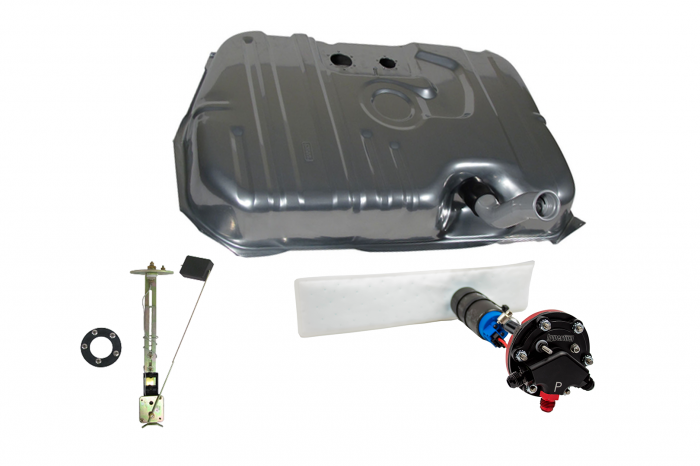 Hyperfuel Systems - Fuel Tank 1978-88 Monte Carlo EFI Fuel Tank Sender and Straps with 40017 Pump Kit Hyperfuel 48027