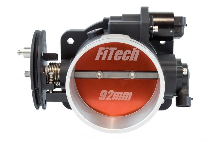 FiTech Fuel Injection - FTH-70061 - Loaded LS 92MM Throttle Body