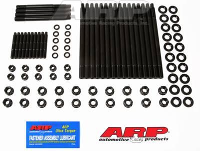 ARP - ARP2344110 -  ARP Head Stud Kit, Chevy Gen Iii Ls Small Block, 2003 & Earlier, 4 Short Studs, 16 Long Studs, Hex Nuts