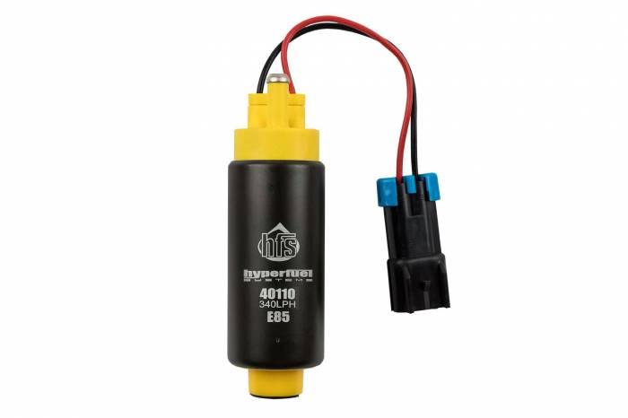 Hyperfuel Systems - In-tank Fuel Pump 340LPH E85 Hyperfuel 40110