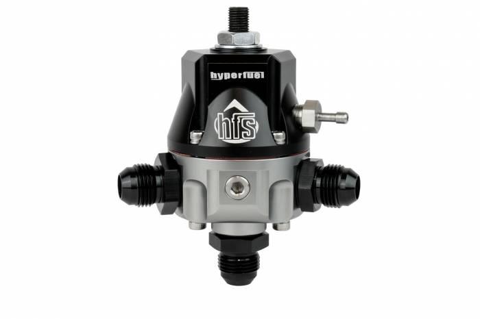 Hyperfuel Systems - Carbureted 8AN Fuel Pressure Regulator Hyperfuel 44011