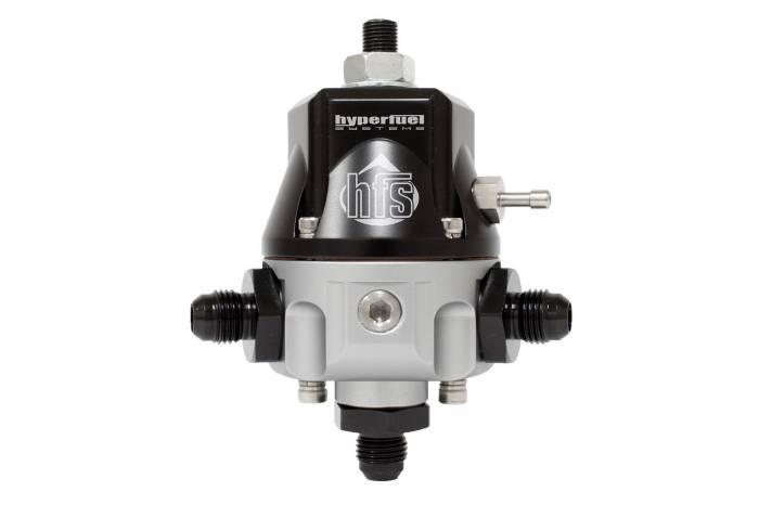 Hyperfuel Systems - 6AN Fuel Pressure Regulator EFI 650HP Hyperfuel 44020