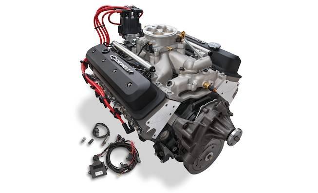 Chevrolet Performance Parts - ZZ6 EFI Turn Key Crate Engine by Chevrolet Performance 350 CID 420 HP 19417782