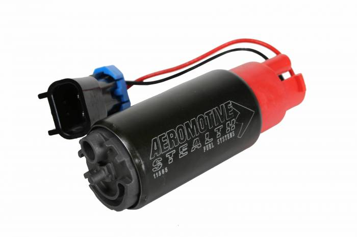 Aeromotive - AEI11565 - 325 Series Stealth In-Tank Fuel Pump, E85 Compatible, Compact 65Mm Body