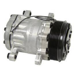 Kwik Performance - 10266-01 - Sanden SD7B10-7176 Mini A/C Compressor