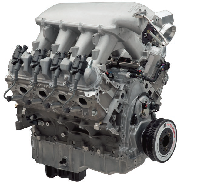 Chevrolet Performance Parts - LT Crate Engine by Chevrolet Performance 2016-2019 COPO Camaro 19351766