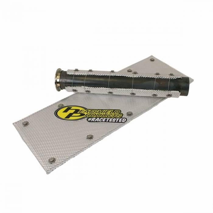 Heatshield Products - Armor Pipe Kit 2-1/2 Inch Pipe x 4 Foot Heatshield 172254