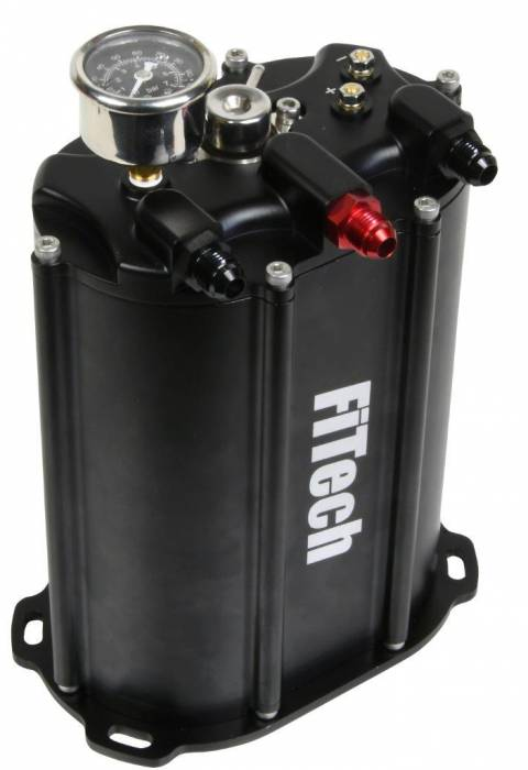 FiTech Fuel Injection - FTH-50004 - 340LPH Force Fuel System