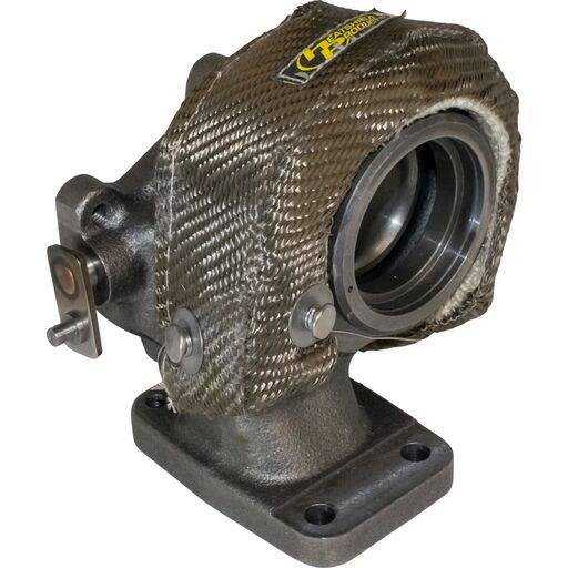 Heatshield Products - Lava Turbo Heat Shield TD04 Flange Heatshield Products 300085