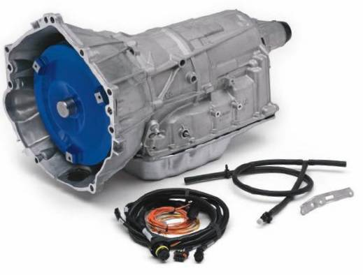 PACE Performance - 19366637 - Supermatic 6L80E 6-Speed Transmission Kit for GM LS Engines (2400-2800 Stall)