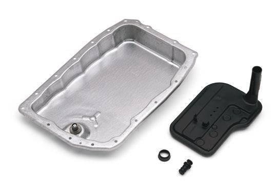 PACE Performance - 19418242 - SuperMatic 6L80-E Shallow Oil Pan Kit