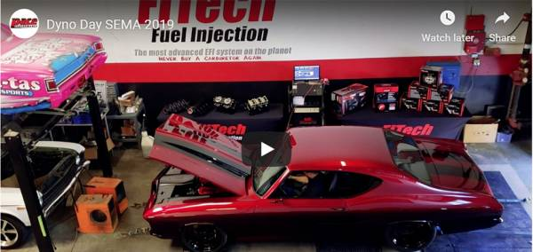 Watch the SEMA 2019 Dyno Day Video