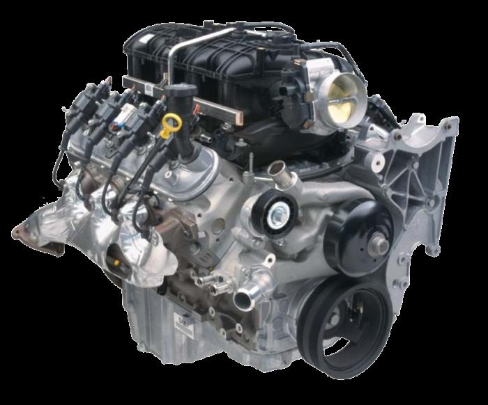 Chevrolet Performance Parts - CPSL966L80E - Chevrolet Performance L96 360HP & 4L65E Transmission Connect & Cruise Package