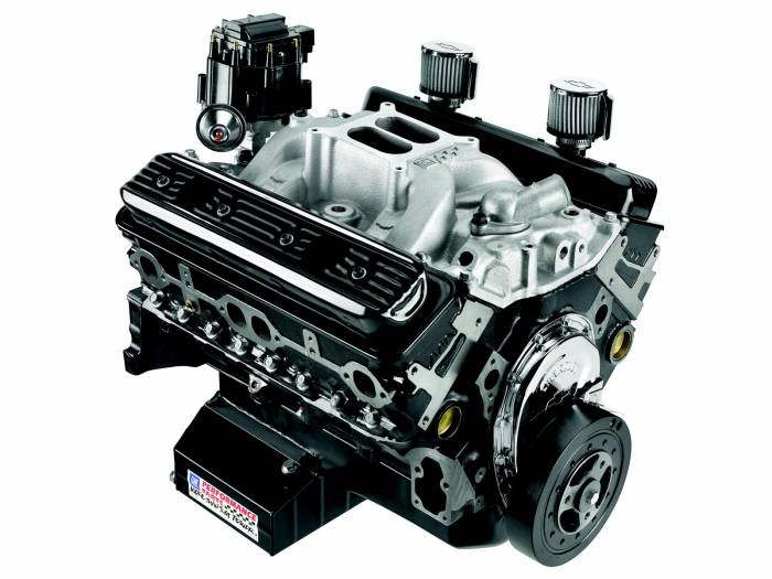 PACE Performance - GMP-19370602-NE20 - Chevy Performance 602 DirtCAR SEALED UMP NE ENGINE