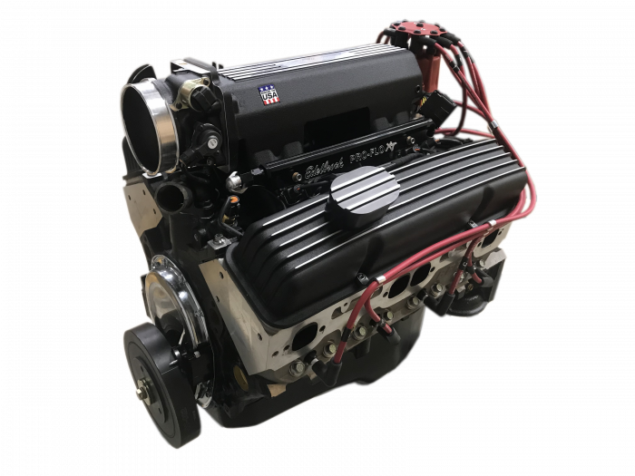 PACE Performance - BP3961CT-2EX - BluePrint SBC 396CID 479HP Crate Engine 1pc Rear Seal