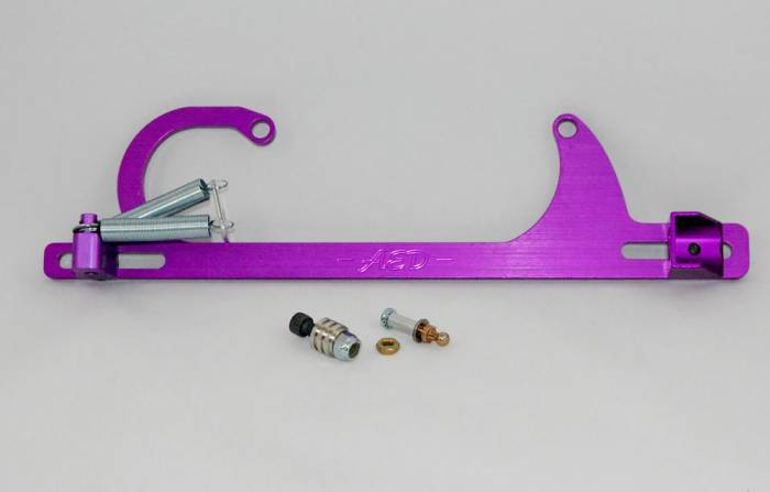 AED Performance - AED-6601 - Billet Throttle Linkage & Spring Brkt